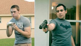 Special Effects vs Visual Effects: Bullet Hits!