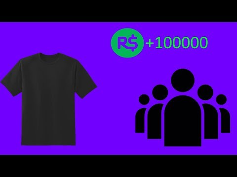 ROBLOX Tutorial || How to make a group t-shirt