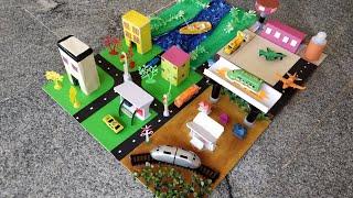 School Project - Road Transport Model (www