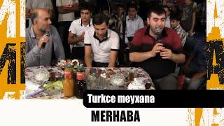Turkce meyxana MERHABA   Elshen Xezer,Perviz BULBULE,Resad DAGLI