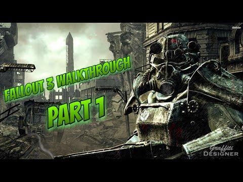 Fallout 3 - Walkthrough #1 - Straight outta the Vault