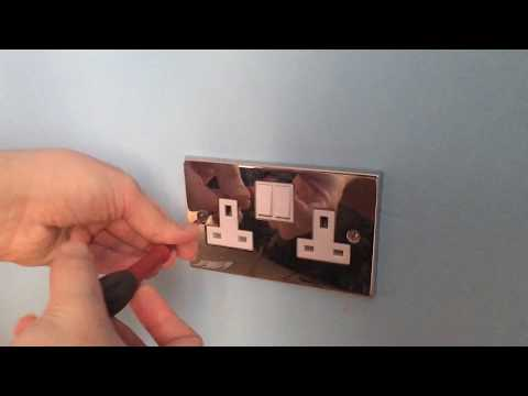 How To Remove A Plug Socket Project Loft