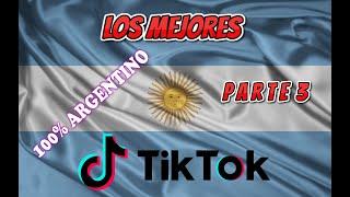 LOS MEJORES TIK TOK - 100% ARGENTINO - PARTE 3 - NIKO RMX