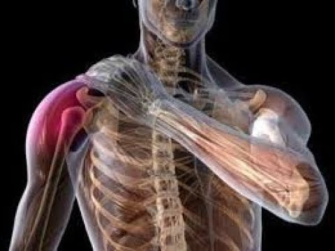 An Effective Self Treatment for Shoulder Tendonitis, Spinal Rotation Test (EASY  SELF-ASSESSMENT!)