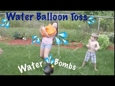 Backyard Fun with Dollar Store Items