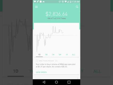 I Now Own All Monthly Dividend Stocks - Robinhood App