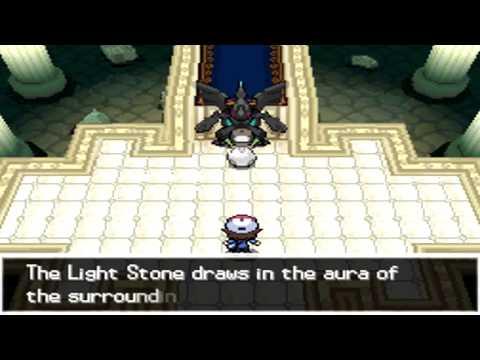 Pokémon Black - Catching Reshiram [HD]