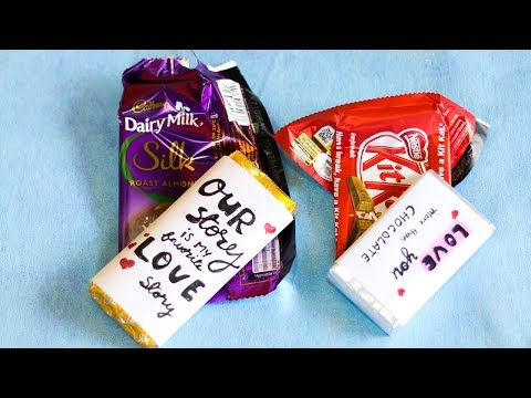 CHOCOLATE MESSAGE   CHOCOLATE DAY SPECIAL  