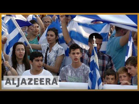 🇬🇷 🇲🇰 In Macedonia, Greece is torn between history and realpolitik   Al Jazeera English