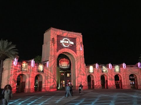 Universal Studios Our First HHN