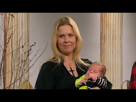 Varför retar sig hela Sverige på familjen med 13 barn? - Malou Efter tio (TV4)