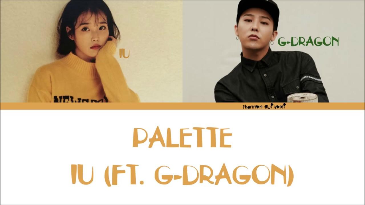 IU - Palette (Feat. G-DRAGON) Color Codeds [Han|Rom|Eng lyrics]