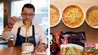 Download Ramen Chef Reviews Instant Ramen Video
