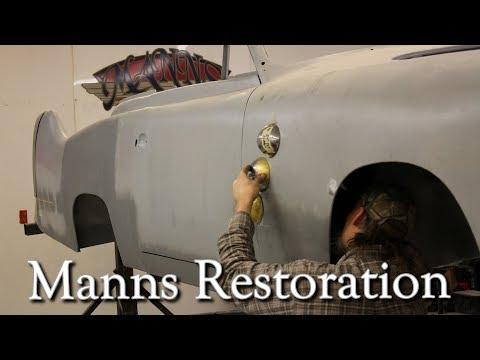 Manns Restoration - Fine Quality Automotive Restoration