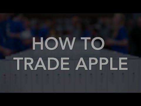 How to trade Apple