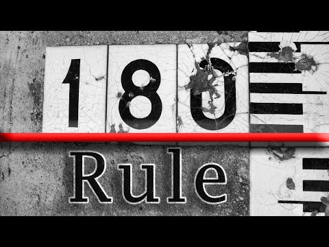 180 Degree Rule Explained! Video 101!