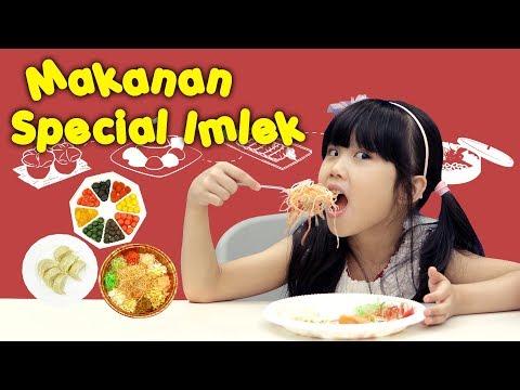 KATA BOCAH tentang Makanan Spesial Imlek (Yusheng, Jiaozhi, Siu Mie) | #26