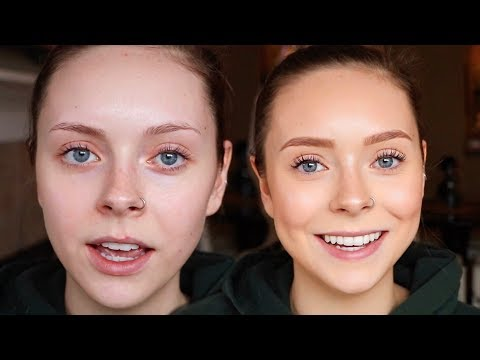 CHATTY GET READY WITH ME | Very Simple & Quick Look