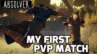 Absolver - First PVP Match (Windfall)