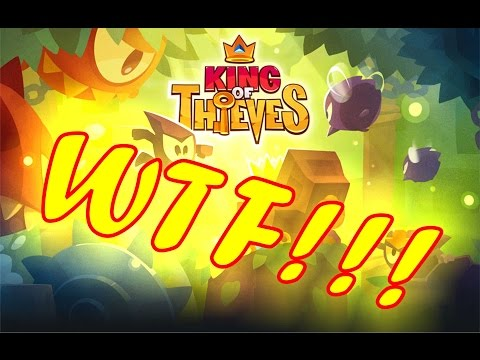 King of Thieves |  IMPOSIBLE HACK DETECTED WTF!!!