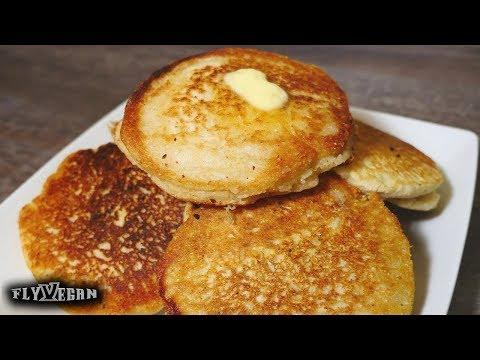 Hoe Cakes/Hot Water Cornbread