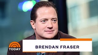 Download Brendan Fraser On Playing A Misfit Hero In 'Doom Patrol' | TODAY Video