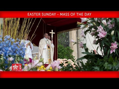 Xxx Mp4 Pope Francis Easter Sunday Mass Of The Day 2019 04 21 3gp Sex