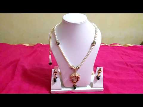 Jewellery making at home  in Tamil