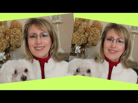 REMOVE BROWN TEAR STAINS FROM DOG'S EYES!