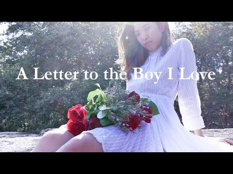 A Letter to the Boy I Love
