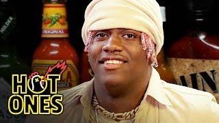 Download Lil Yachty Has His First Experience With Spicy Wings | Hot Ones Video