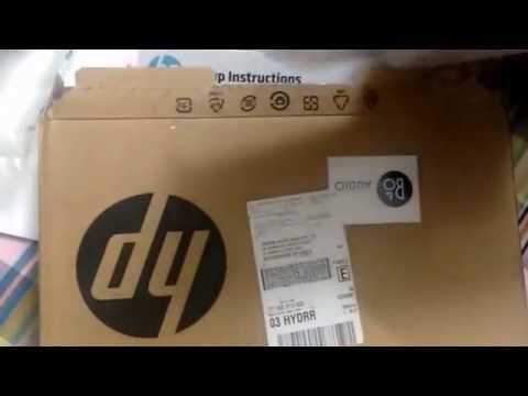 unboxing of hp pavilion au-003tx laptop ordered online paytm | au003tx