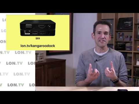 Kangaroo Pro Dock Now Sold Standalone without the Computer