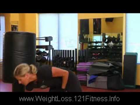 121 Weight Loss - How To Lose Weight Off Your Arms