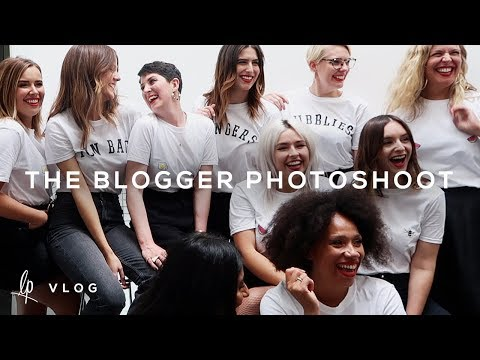 THE BLOGGER PHOTOSHOOT | Lily Pebbles