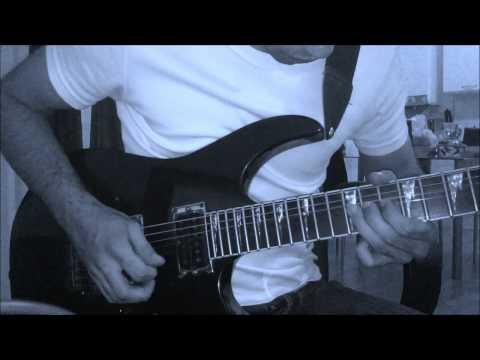 Marilyn Manson - Fundamentally Loathsome Guitar Solo Cover