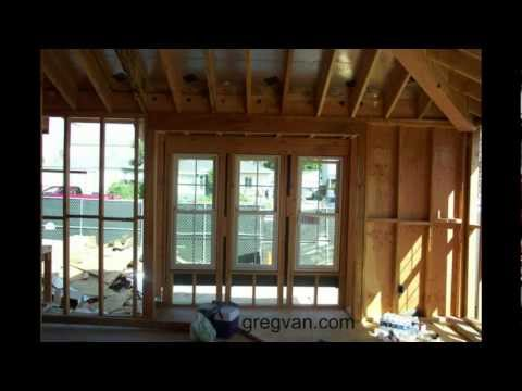 Different Ways To Frame A Window - Home Construction And Framing