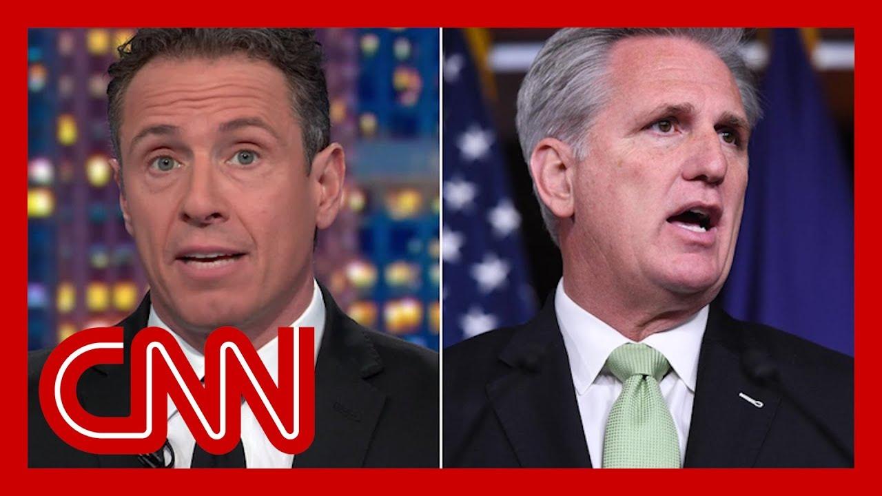 Cuomo debunks McCarthy's claim FBI 'broke into' Trump campaign