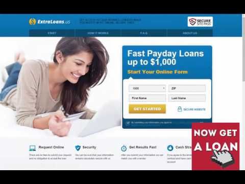 Emergency Cash Assistance Fast Payday Loans up to $1,000