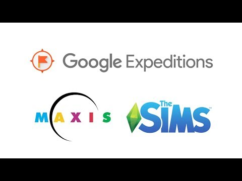 Google Expeditions + Maxis: Tour The Sims Studio