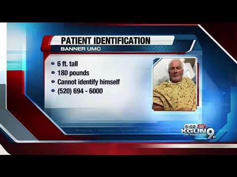 Banner-UMC needs help identifying patient