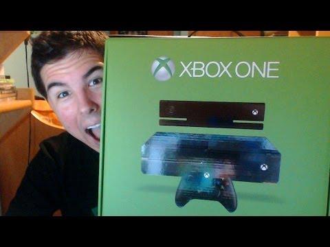XBOX ONE UNBOXING! (Kinect, Mando y Xbox One) Edición Standard