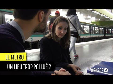 Pollution : le métro est-il trop pollué ?