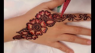 ᴴᴰ Simple Henna Tangan