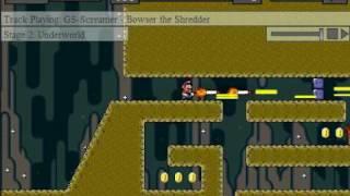 Super Mario Hardcore gameplay (READ DESCRIPTION FIRST)
