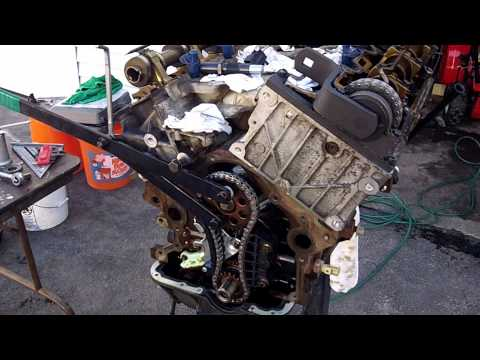 2002 Ford Explorer Tming Chain Update 01-10-2013 part 1