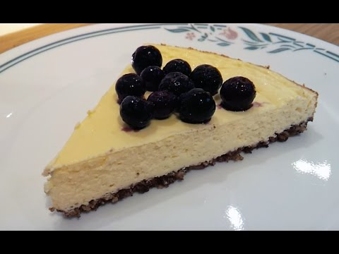 How to make a tasty Low-Carb Cheesecake