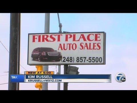 Secretary of State suspends licenses of three metro Detroit auto dealers