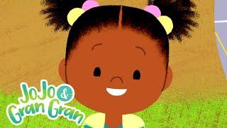Jojo's Best Days Out   Jojo and GranGran   CBeebies