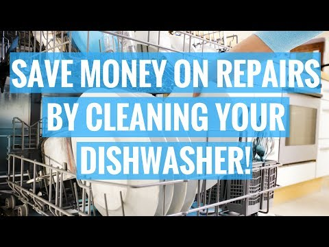 HOW TO SAVE MONEY ON DISHWASHER REPAIRS WITH AFFRESH!